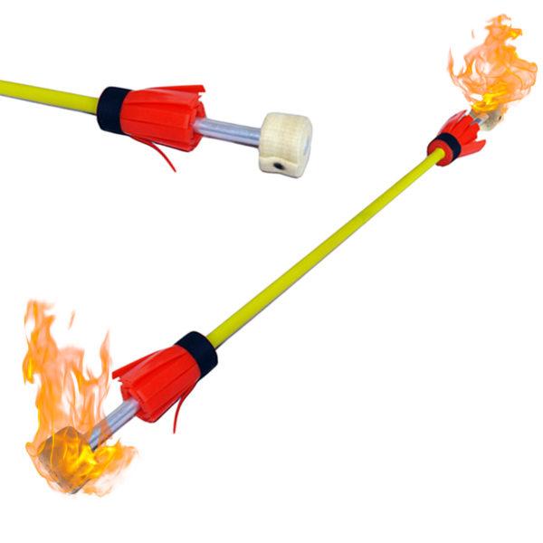 fire flower stick