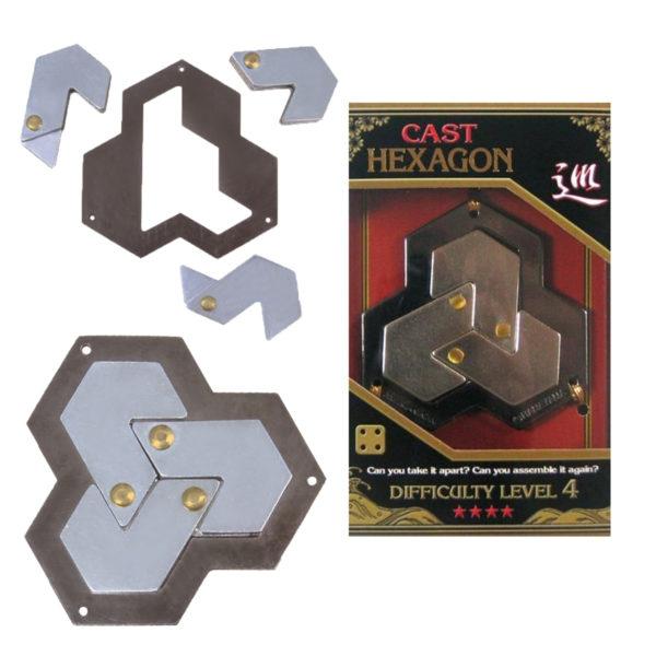 huzzle cast puzzle