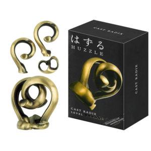 huzzle cast radix