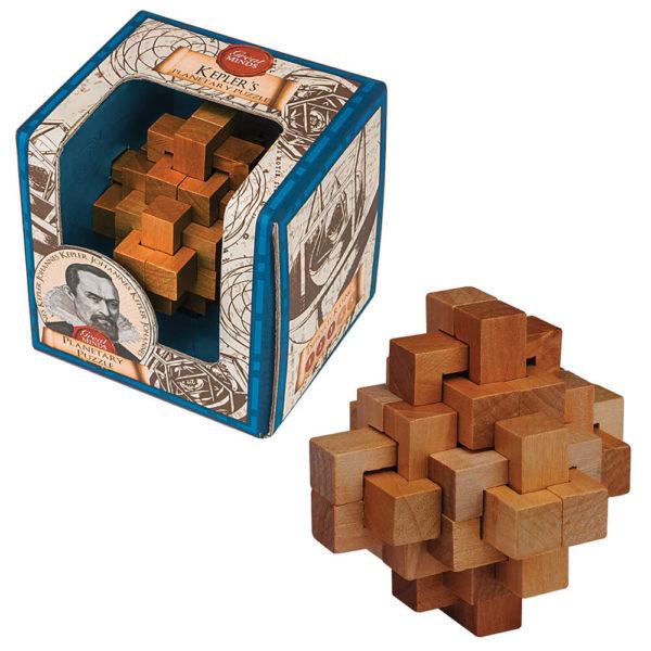 kepler's planetary puzzle