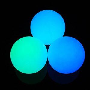 led juggling balls